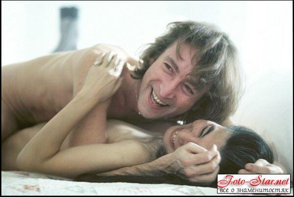 Джон леннон и йоко оно голые фото